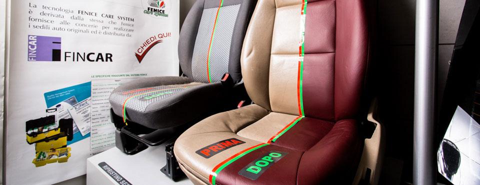Smart repair, riparazioni per interni auto